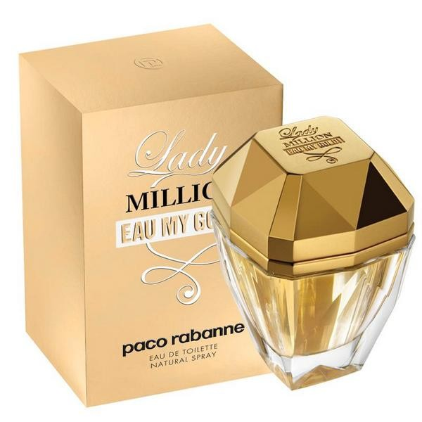 Paco Rabanne Lady Million Eau My Gold